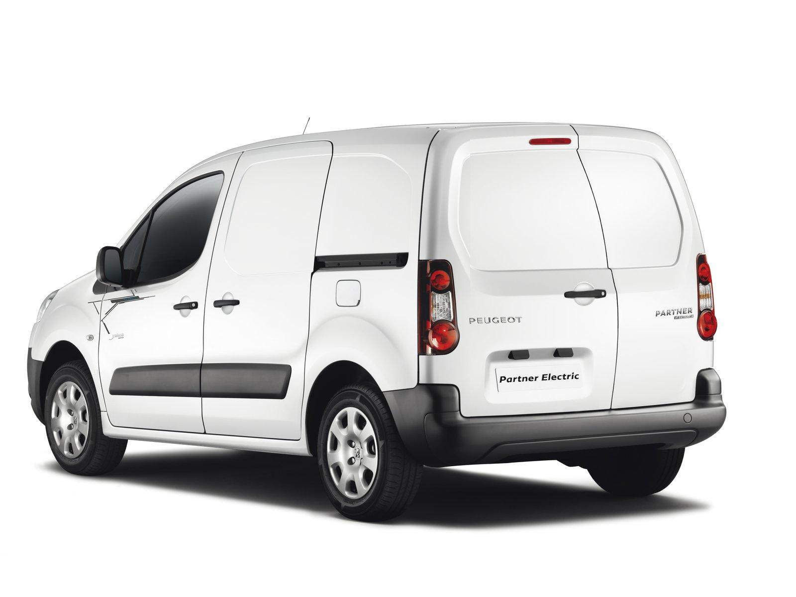 Peugeot Partner Ремонт