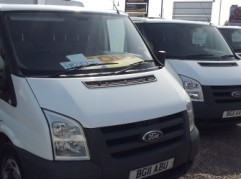 Used Vans at Motoragents