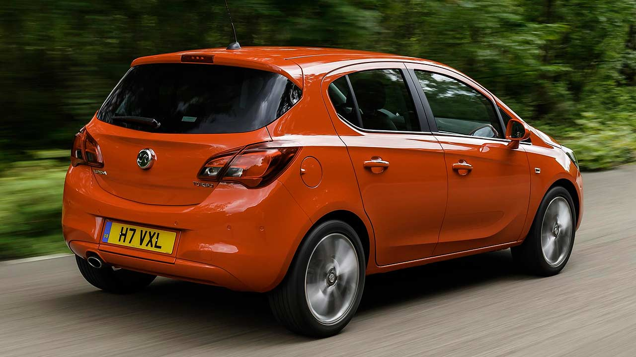 Vauxhall Corsa 5dr 2