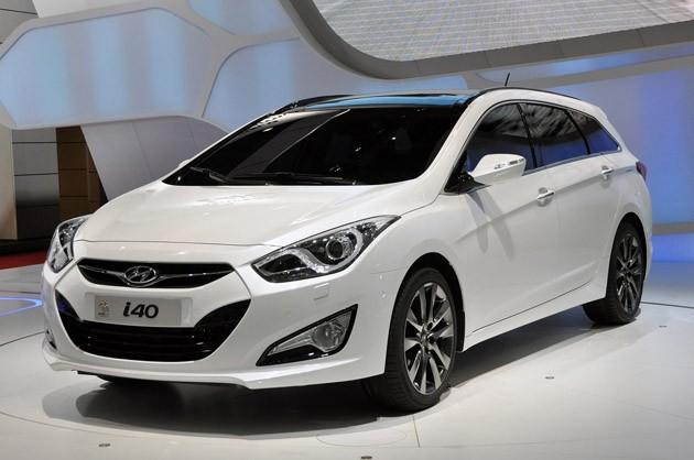 Hyundai I40 Tourer 2