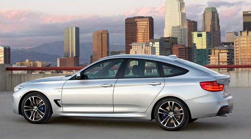 BMW 3 Series Gran Turismo 12.